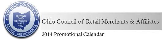 2014 Promotional Calendar