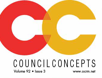 Latest Edition of Council Concepts